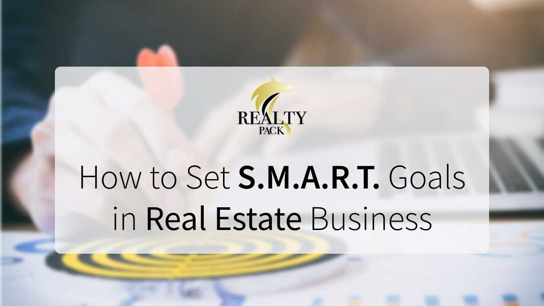 smart goals for real estate