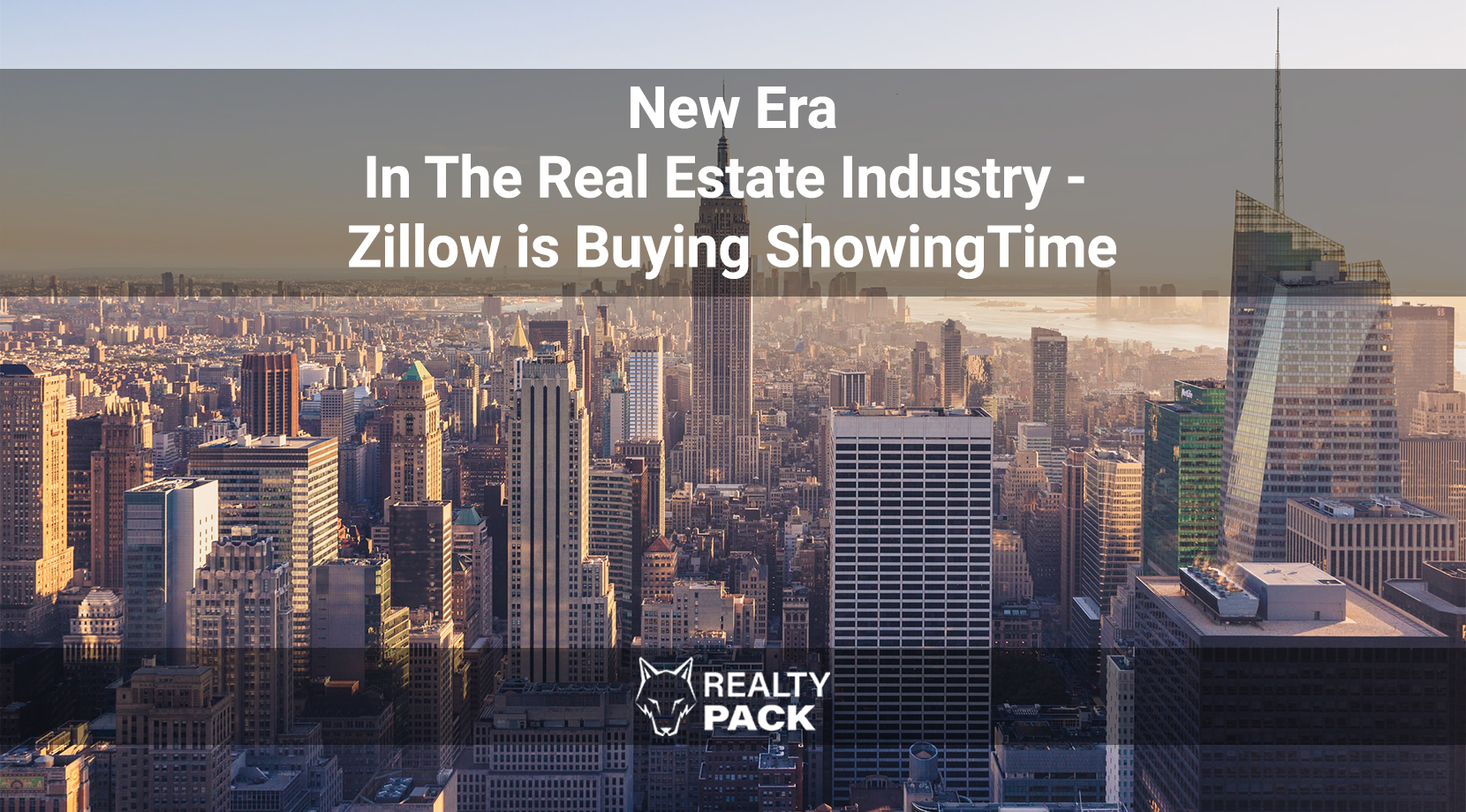 Zillow buying ShowigTime